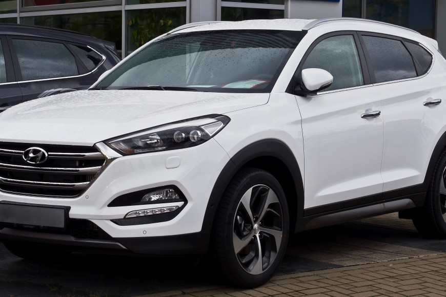 Hyundai Tucson 2 0 Crdi X Possible 4wd