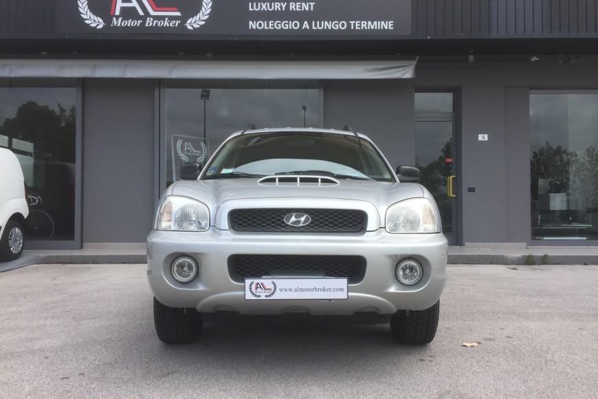 2003 Hyundai Santa Fe 2.0 CRDi 4×4 Plus ^^ VENDUTA ^^
