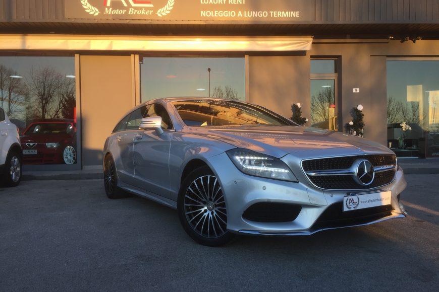 2014 Mercedes CLS Shooting Breake 250d 4 Matic Premium ^^ VENDUTA ^^