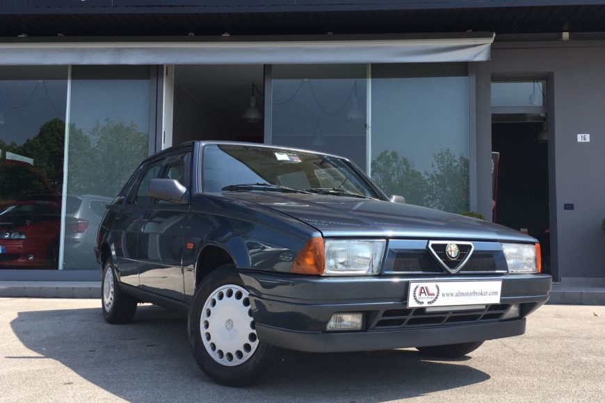 1989 Alfa Romeo 75 1.8 I.E. One Owner / 1 proprietario ^^ VENDUTA ^^