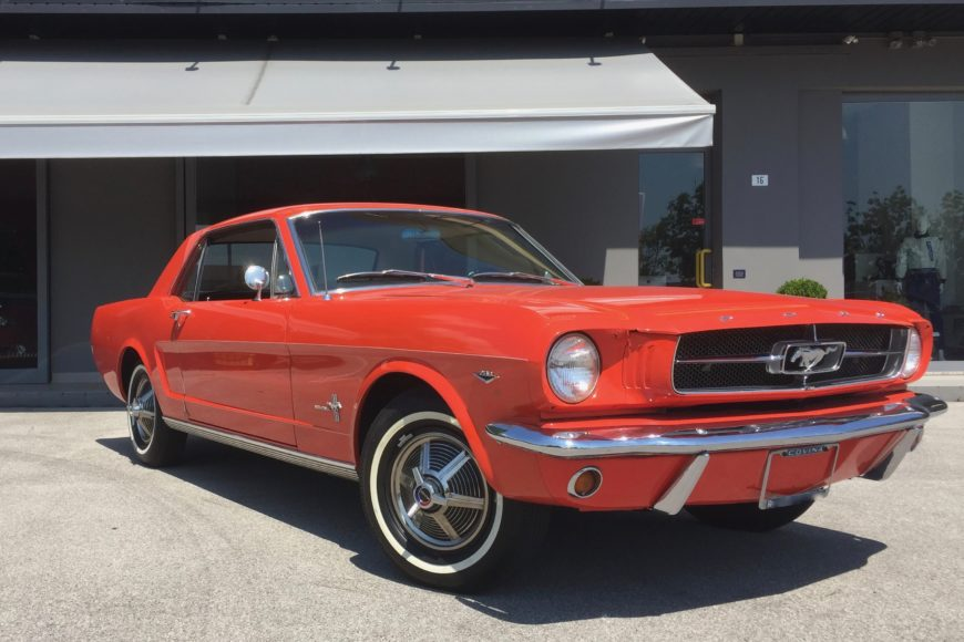 1964 Ford Mustang Coupè 289 MT One Owner ^^ VENDUTA / SOLD ^^