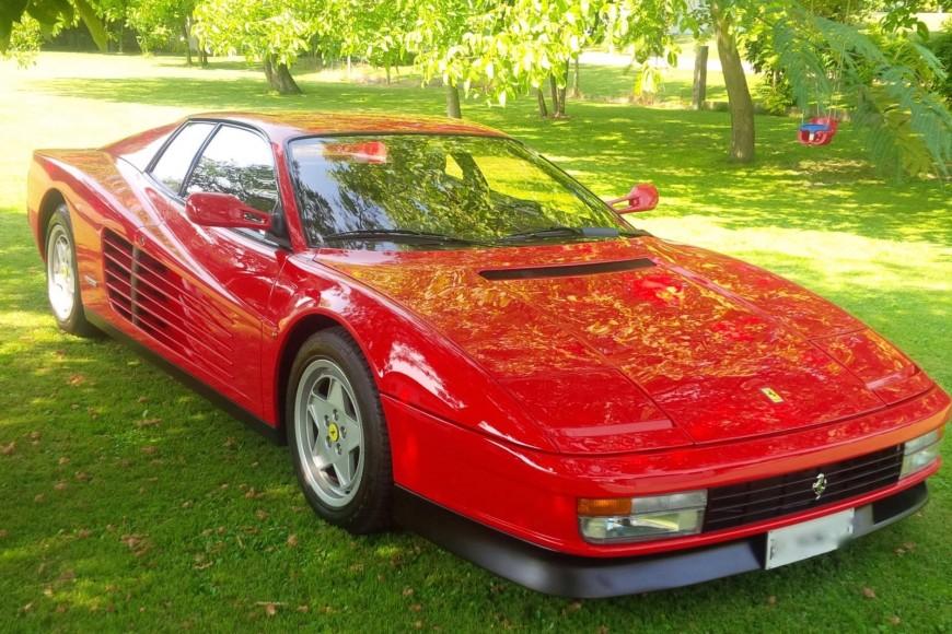 1989 Ferrari Testarossa ^ AUTO DA COLLEZIONE ^^ VENDUTA ^^