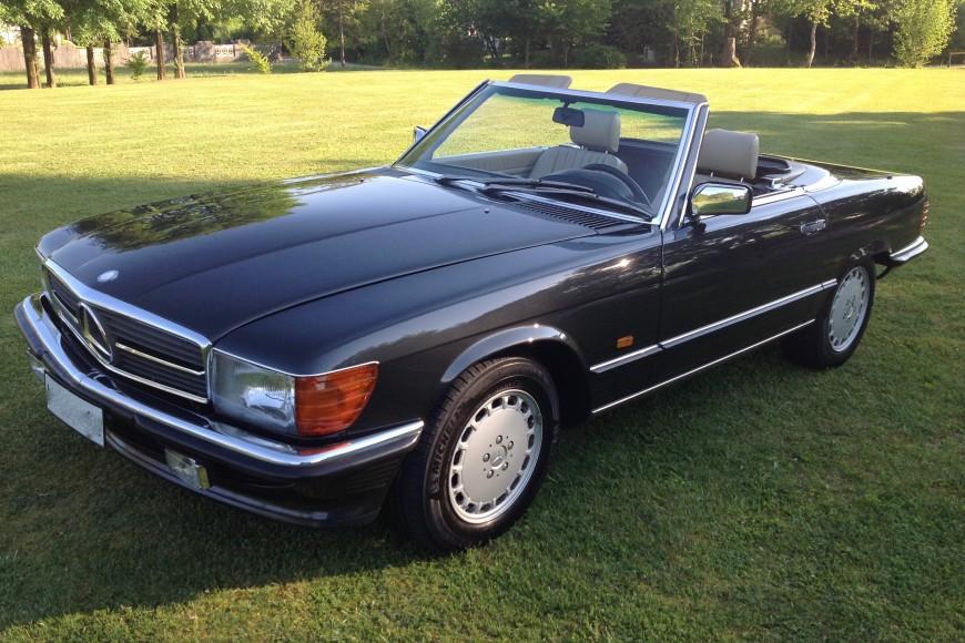 Mercedes – Benz SL500 ^^ VENDUTA ^^