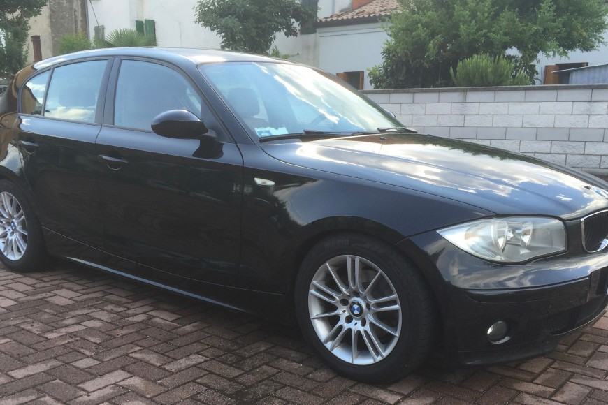 BMW Serie 1 118d  ^^ VENDUTA ^^