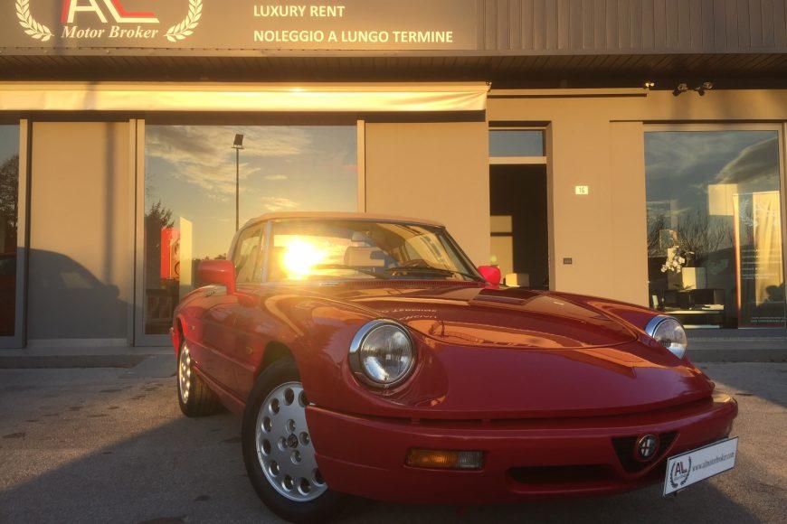 1990 Alfa Romeo Spider 2.0   ^^ VENDUTA ^^