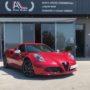 2017 Alfa Romeo 4C 1750 TBi Rosso Competizione ^^ VENDUTA ^^