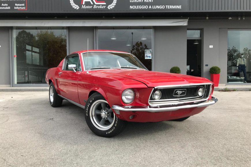1968 Ford Mustang Fastback 390 S Code MT ^^ VENDUTA ^^