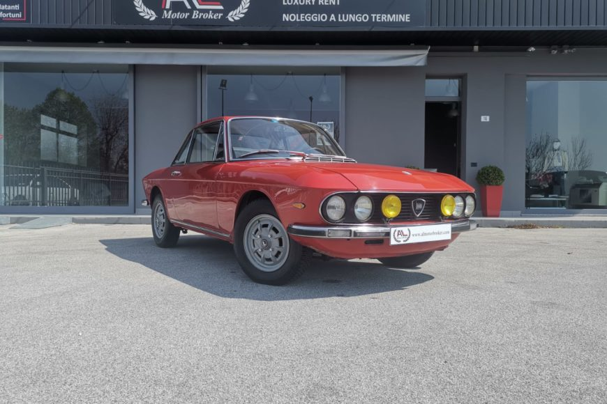 1975 Lancia Fulvia 1.3 S ^Targhe e documenti originali ^Service Book