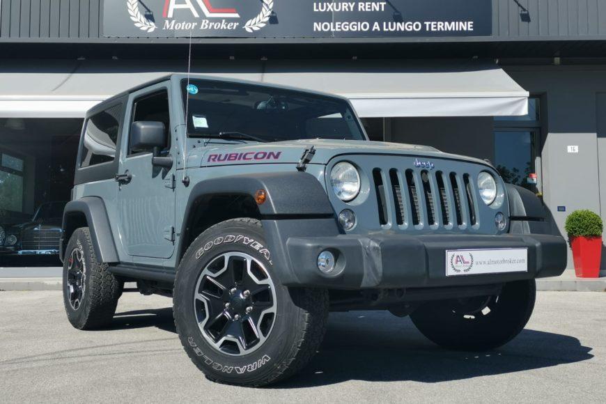 2014 Jeep Wrangler 2.8 CRD Rubicon 10th Anniversary Edition ^^ VENDUTA ^^