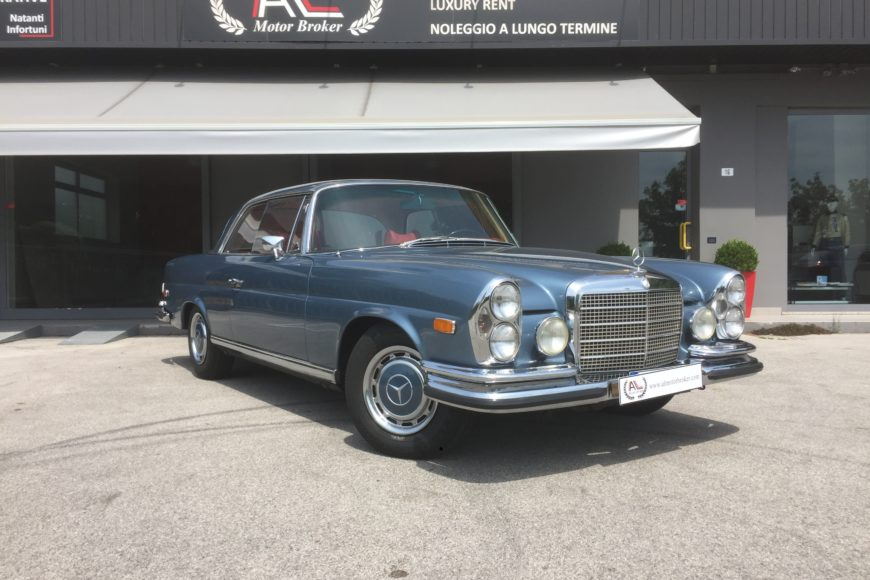 1971 Mercedes 280SE Coupè 3.5 V8 W111