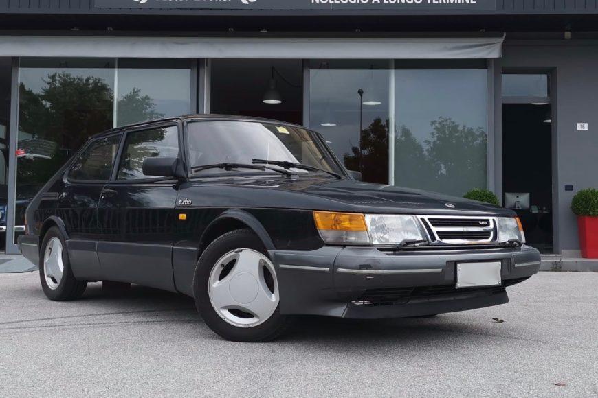 1989 Saab 900 Coupè Turbo ^ Da restaurare ^^ VENDUTA ^^
