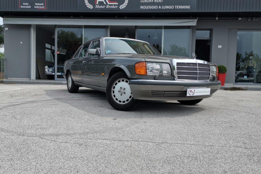 1986 MERCEDES 560 SEL V8 LIMOUSINE