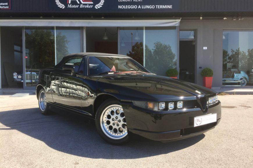 1992 Alfa Romeo R.Z. N.1 ^ First piece ever produced ^ Primo pezzo prodotto ^^ VENDUTA ^^
