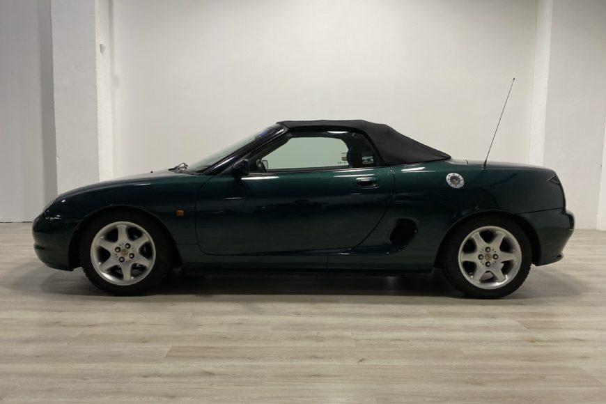 1997 MG F 1.8 120 cv ^ British Racing Green