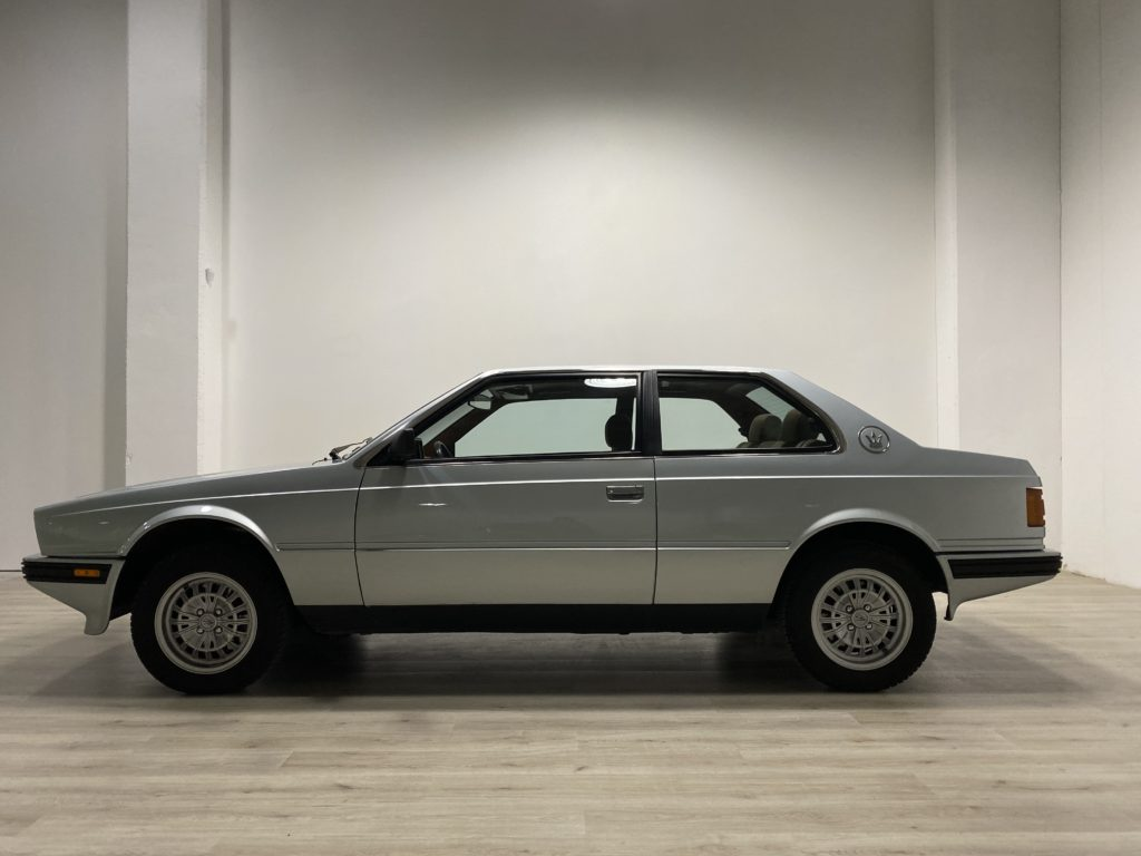 1983 Maserati Biturbo Carburatori 1ª serie