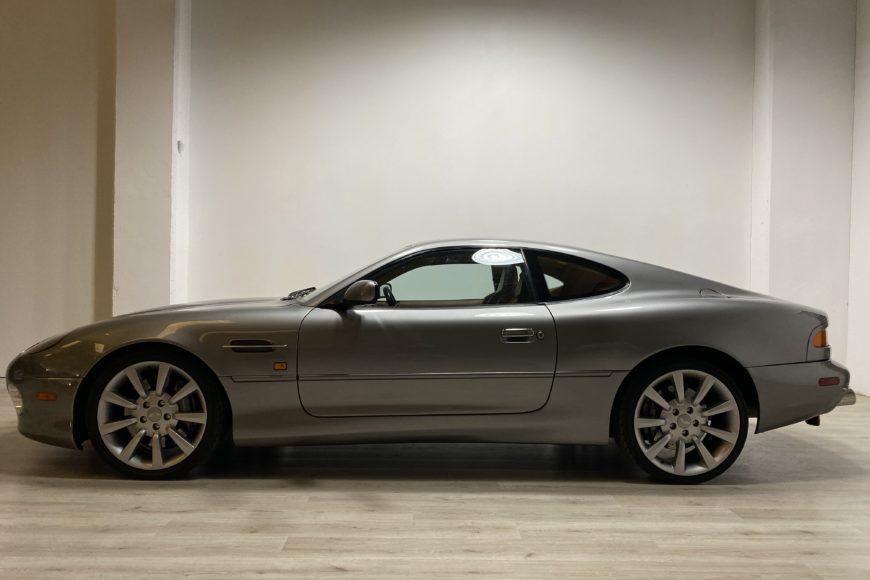 2002 Aston Martin DB7 Vantage 5.9 V12 manuale