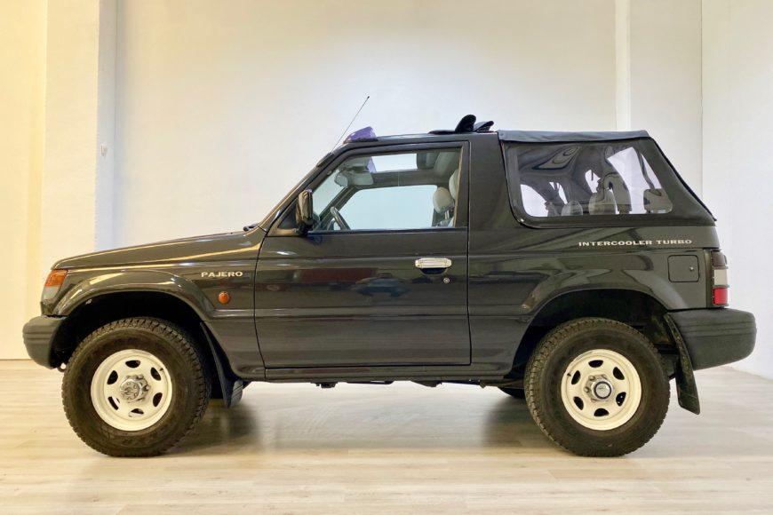 1991 Mitsubishi Pajero Canvas 2.5 TDI GLX ^^ VENDUTA ^^