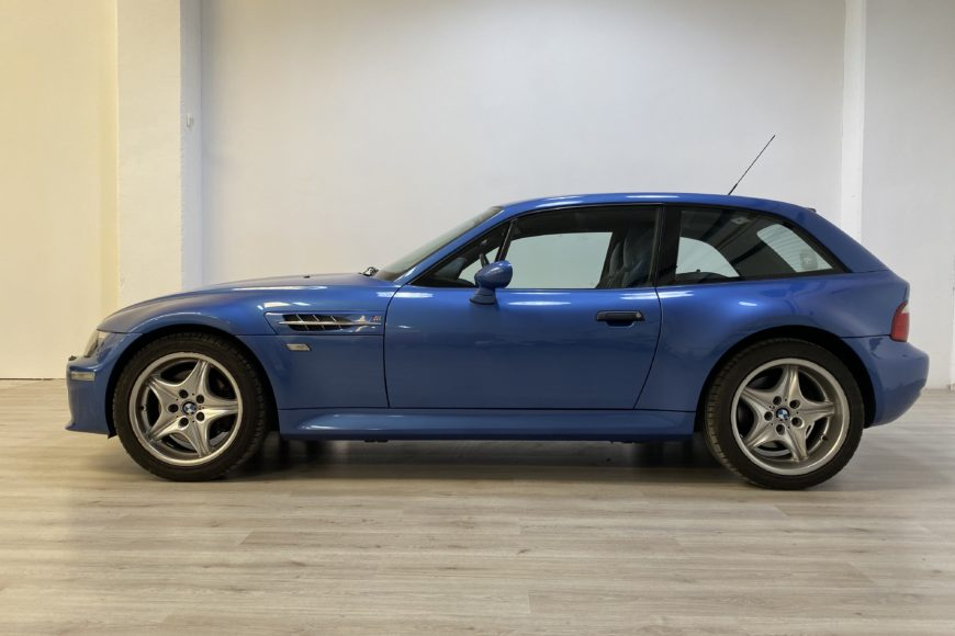 1998 BMW Z3 M Coupè ^ Book Service
