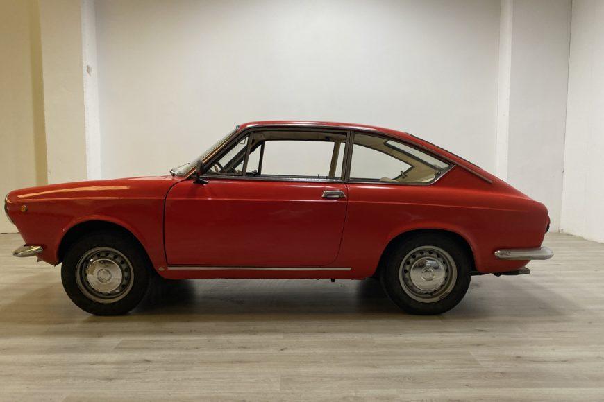 1966 Fiat 850 Coupè ^ Targa e documenti originali ^^ VENDUTA ^^