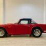1963 Triumph TR4 ^ Restauro totale ^ Targa oro A.S.I. ^ Factory Record