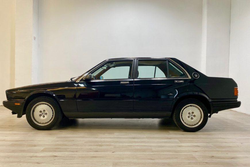 1990 Maserati 422 ^ Targhe e libretto italiani dell'epoca ^^ VENDUTA ^^