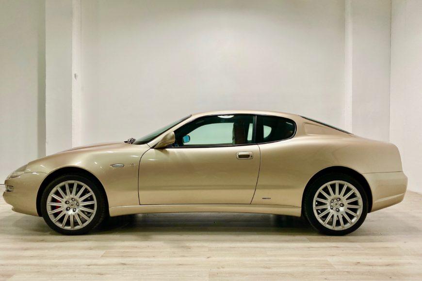 2004 Maserati Coupè 4.2 CambioCorsa Quarzo Dolomiti metallizzato