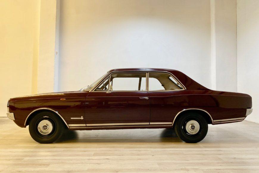 1969 Opel Commodore Coupè 2.5 ^ Automatica