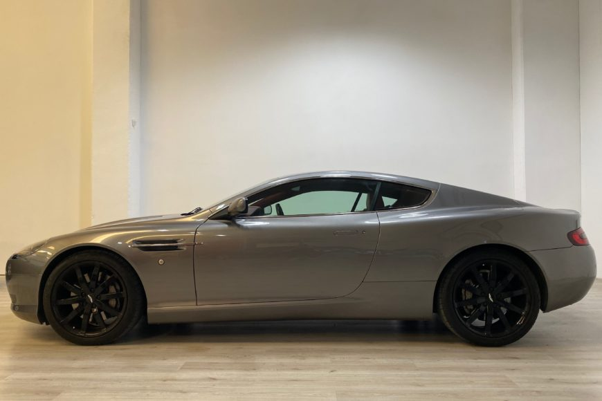 2005 Aston Martin DB9 Coupè V12 Touchtronic