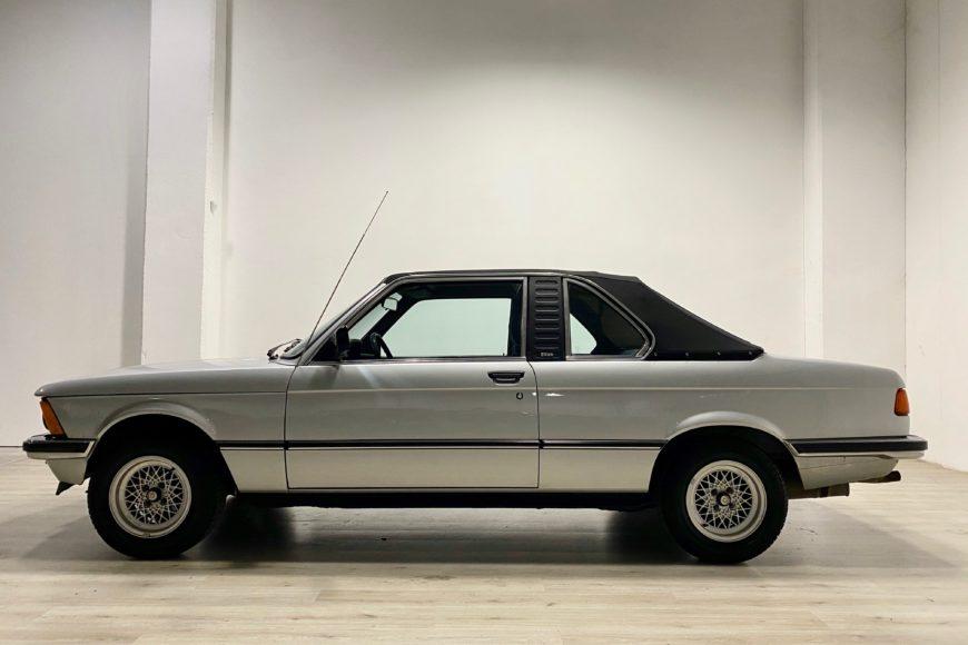 1982 BMW 320 E21 TC Cabrio Baur