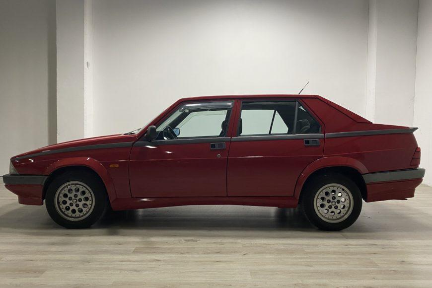 1989 Alfa Romeo 75 2.0 Twin Spark ^^ VENDUTA ^^