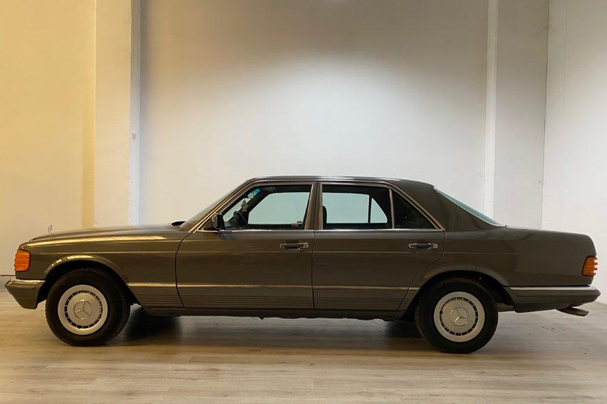 1984 Mercedes 280 SE ^^ VENDUTA ^^