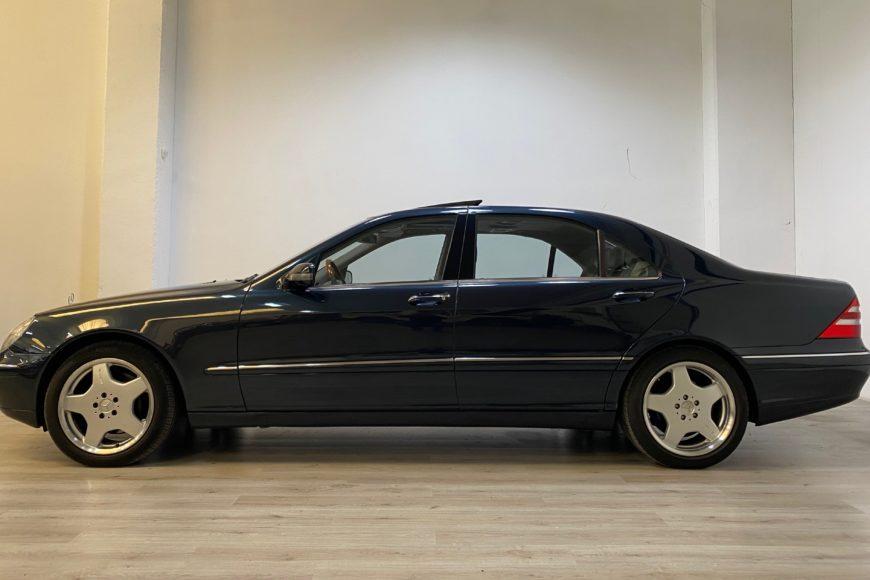 2000 Mercedes Classe S 500 Lunga AMG Pack ^ Book Service