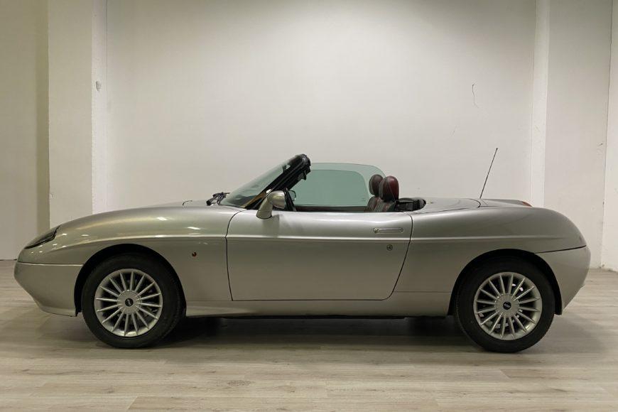 2000 Fiat Barchetta Riviera 1.8