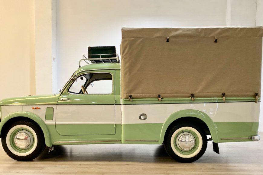 1955 Fiat 1100 – 103 Industriale
